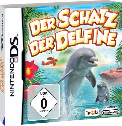 Der Schatz der Delfine (Auf Spanisch Schatz)