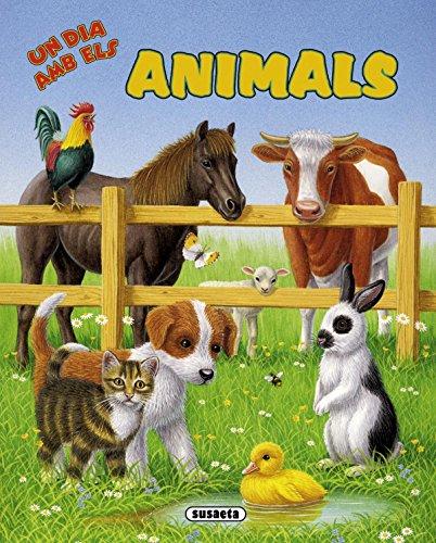 Un dia amb els animals por Gisela Fisher; Bob Bampton (il.)