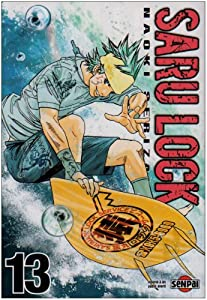 Saru Lock Edition simple Tome 13