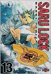 Saru Lock Vol.13