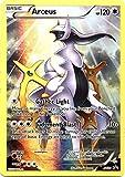 Pokemon X and Y Promo Single Card of Arceus XY83