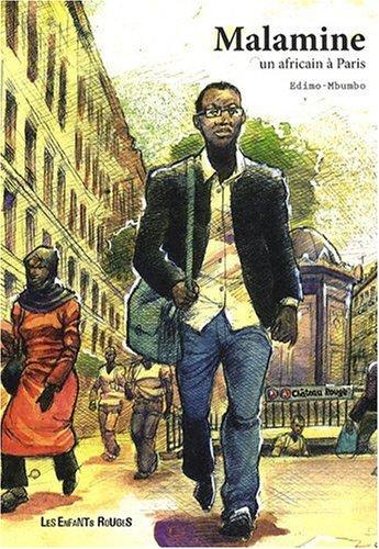 Malamine, un Africain a Paris