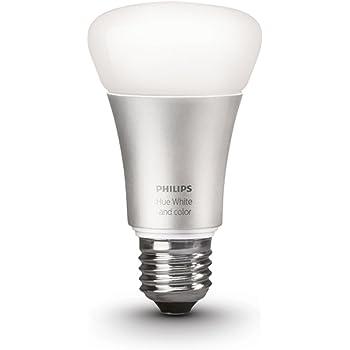 Philips Hue White and Color Lampadina Led E27 10 W, Imballaggio Standard