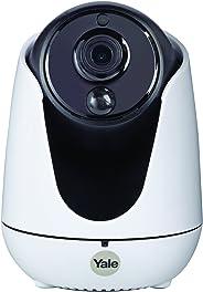 Yale Wipc/303W Smart Living Kaydırma, Eğme Ve Yakınlaştırma Özellikli View Ip Kamera,Beyaz