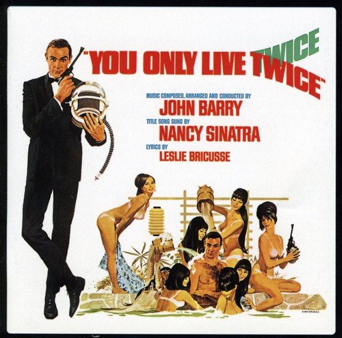 You Only Live Twice (Remastered) (Neuen Film-releases)