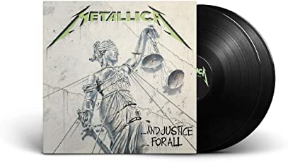 ...And Justice For All (Remastered) - 2LP [Vinyl LP]