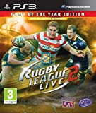 Cheapest Rugby League Live 2 Game Of The Year (PS3) on PlayStation 3