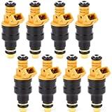 8Pcs Auto Fuel Injector Replacement Car Accessory CM5041, FJ713, 0280150909, F2TE-A3A, 822-11124, FJ713 0280150943…