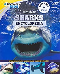 Ultimate Sharks Encyclopedia w/DVD (Discovery Kids) (Discovery Book?) by Parragon Books (2014-08-22)