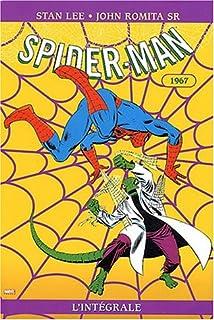 Spider-Man : L'Intégrale, tome 5 : 1967 (2845382448)   Amazon price tracker / tracking, Amazon price history charts, Amazon price watches, Amazon price drop alerts