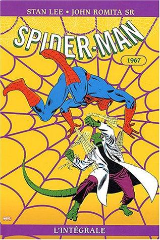 Spider-Man : L'Intégrale, tome 5 : 1967 par Stan Lee