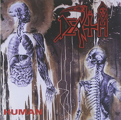 Death: Human (Audio CD)
