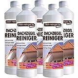 stein-reiniger.de: Dachziegel Reiniger Konzentrat Dachreiniger Ziegelreiniger 5L