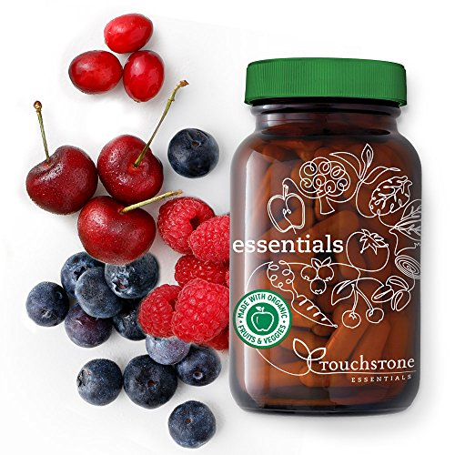 Cibi Interi Organici Essenziali Vitamine e Minerali - 26 Super Cibi Organici Frutta e Verdura per una Nutrizione Completa + Enzimi Digestivi - Vegano (Porzioni per 30 Giorni)