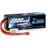 Evader BX Auto LKW GOLDBAT 3S Lipo 5200mAh 80C 11.1v RC Lipo Battery Hardcase Pack with T plug for Rc Car Truggy Truck Buggy RC Hubschrauber RC Flugzeug Upgrade