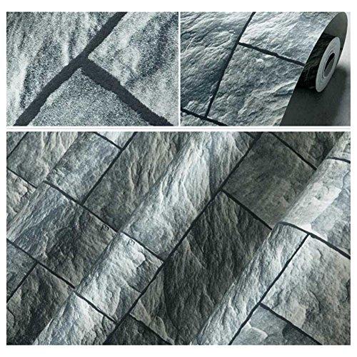 MCC Blu minimalista moderno mattoni carta da