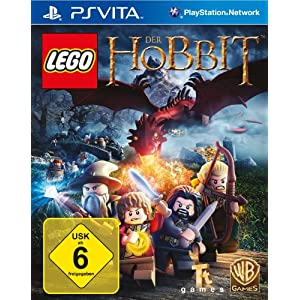 LEGO Der Hobbit – [PlayStation Vita]