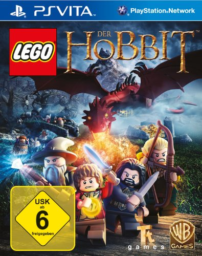 LEGO Der Hobbit - [PlayStation Vita] (Ps Vita-lego Batman-spiele)