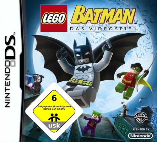 LEGO Batman (Spiel Batman Ds)