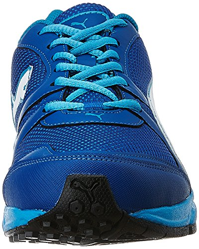 ... Puma Men s Strike Fashion II Dp True Blue and Blue Danube Running Shoes  - 9 UK ... 126cd364e