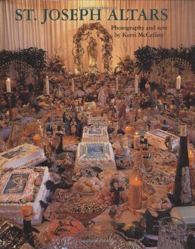 St Joseph Altars