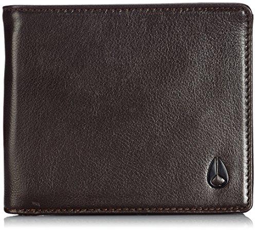 ex Großes Dreifach Gefaltetes Portemonnaie Braun 3007001706341 ()
