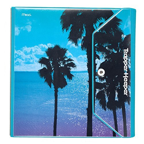 mead-trapper-keeper-round-ring-binder-15-inch-fashion-palm-trees-blue-purple-73427-by-mead