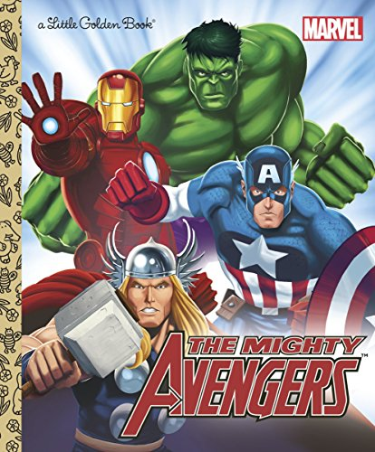 The Mighty Avengers (Marvel: The Avengers) (Little Golden Books) por Billy Wrecks