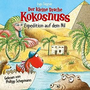 Expedition auf dem Nil (Der kleine Drache Kokosnuss 24)