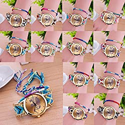 Fashion Wristwatches Watch Style Long Chain Braided Bracelet Watch New arrival Ladies Preparation Watches