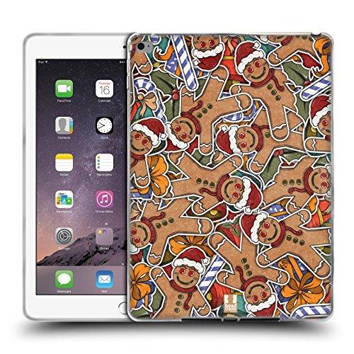 Head Case Designs Abey Maschere Di Gesso Dei Nativi Americani Cover Retro Rigida per Apple iPhone 7 Plus / 8 Plus Pan Di Zenzero