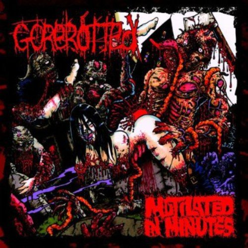 Mutilated in Minutes Re-Dux [Vinyl LP]