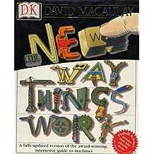 CD-ROM:  New Way Things Work (Dual)