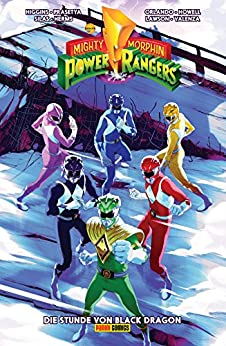 Mighty Morphin Power Rangers, Band 2 - Die Stunde von Black Dragon