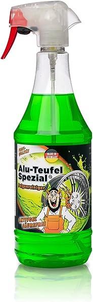 TUGA Alu-Teufel speciale velgenreiniger Single 1000 ml Sprühflasche groen