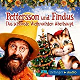 Pettersson und Findus - Das schönste Weihnachten überhaupt (CD): Das Original-Hörspiel zum Kinofilm