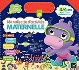 Telecharger Livres Ma valisette d activites Maternelle 3 4 ans Petite section moyenne section (PDF,EPUB,MOBI) gratuits en Francaise