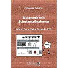 Netzwerk mit Schutzmaßnahmen: LAN • IPv4 • IPv6 • Firewall • VPN