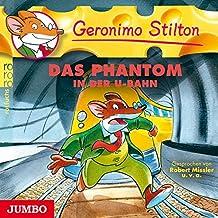 Geronimo Stilton - Das Phantom in der U-Bahn (Folge 4)