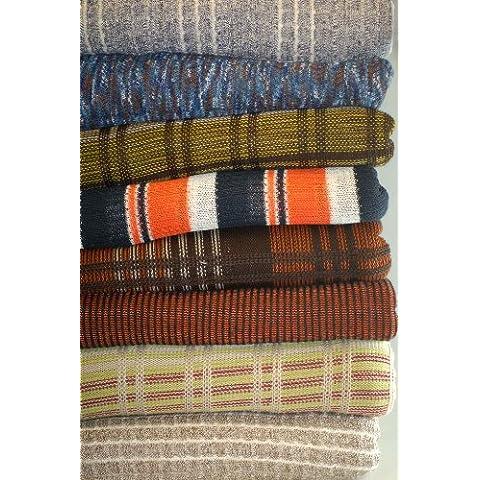 Neotrims maglia a coste Texture tessuti dal