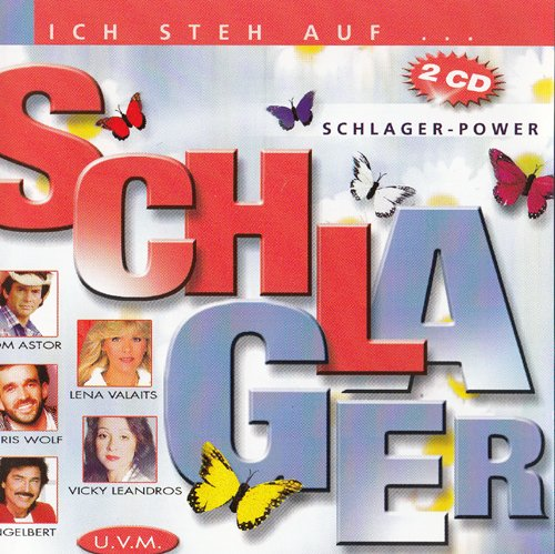 Schlager incl. Jambalay (Compilation CD, 32 Tracks)