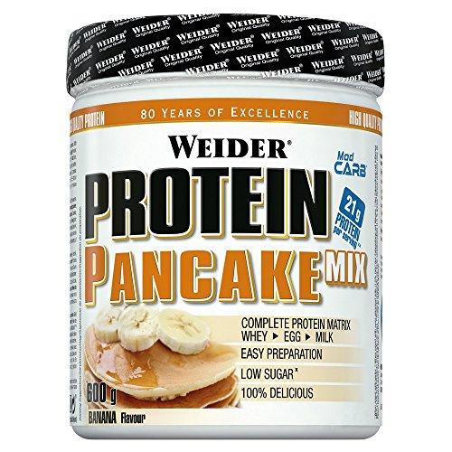 Weider Protein Pancake 600g Dose (Vanille)