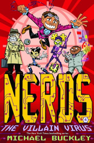 The Villian Virus (Nerds: National Espionage, Rescue, and Defense Society)