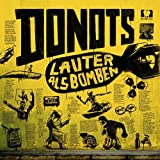 Lauter als Bomben (Limitierte Fan Box inkl. CD, Live DVD + Vinyl Single uvm.) - Donots