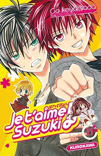 Je t'aime Suzuki !! - tome 11 (11) par Gô IKEYAMADA