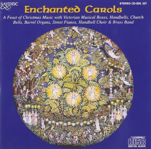 Music for Christmas - Enchanted Carols by Music for Christmas-Enchan (1999-09-15)