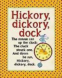 Heritage 1093 Hickory Dickory Wall Decor...