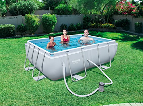 Bestway Frame Pool Power Steel Set 282x196x84 cm - 3
