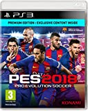 PES 2018 Pro Evolution Soccer (PS3)