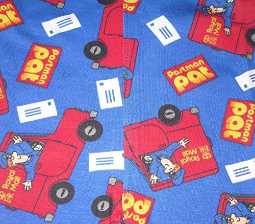Image of Boys Onesie Pyjamas Postman Pat (2-3 years)
